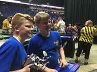 Reiley robotics state competition