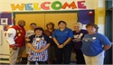 CRES Cafeteria Staff Honored as Top in State
