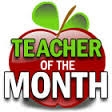 Brown Named Teacher of the Month
